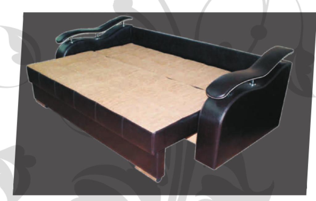 Диваны и мягкие кресла: Диван Роял (Тик-так) в Стильная мебель