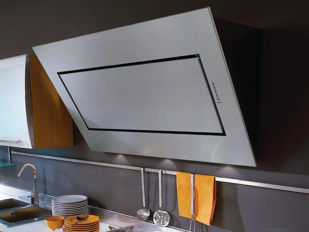Вытяжки: Вытяжка для кухни с отводом в ВДМ, Все для мебели