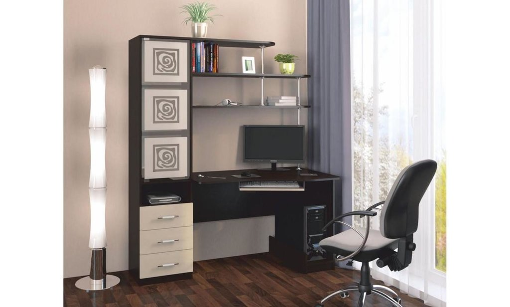 Столы компьютерные: Стол компьютерный №1 в Уютный дом