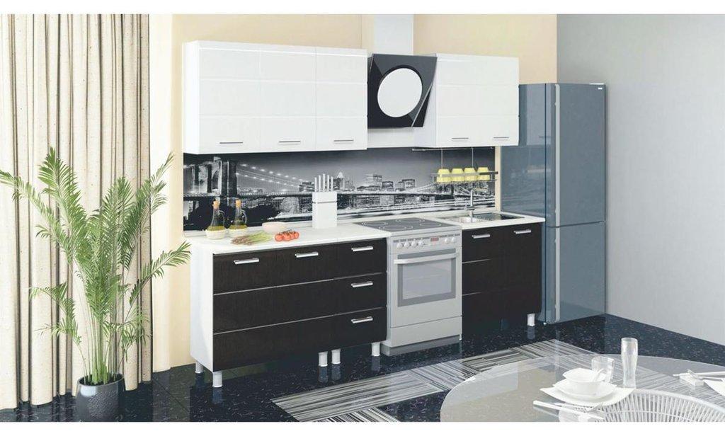 Кухонный гарнитур Ривьера: Шкаф навесной Ривьера, 2-дверный в Уютный дом