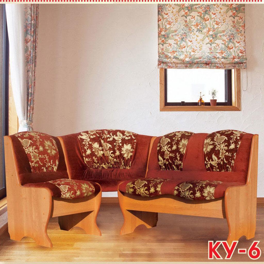Кухонные уголки: Кухонный уголок КУ-6 в Уютный дом