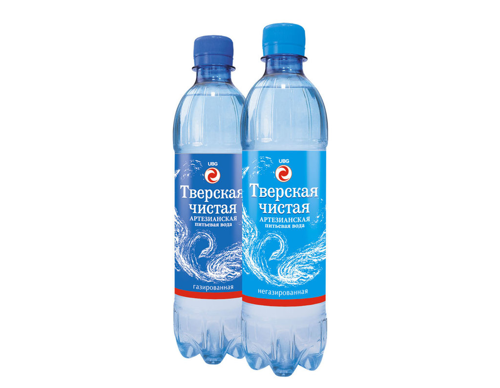 Напитки: Вода Тверская в ассортименте 0,5л в Tokio