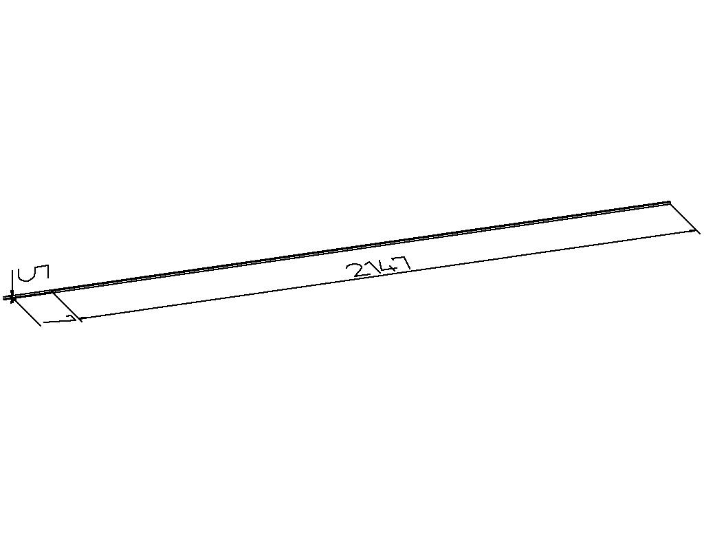 Мебельные направляющие и комплектующие: Шлегель (комплект щеток) к Шкаф-купе Домашний 303 в Стильная мебель
