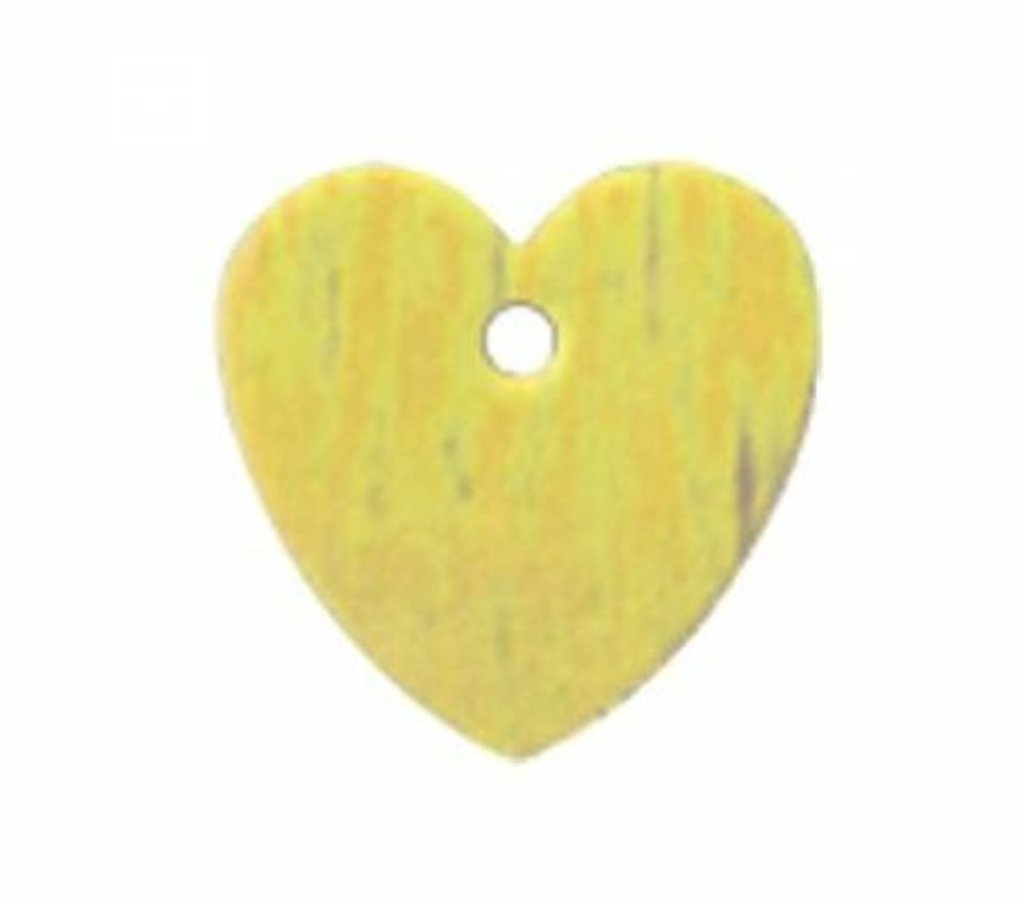 "Сердечки: Пайетки""сердечки""10*10мм.,упак/10гр.Астра(цвет:91 желто-лимонный) в Редиант-НК"