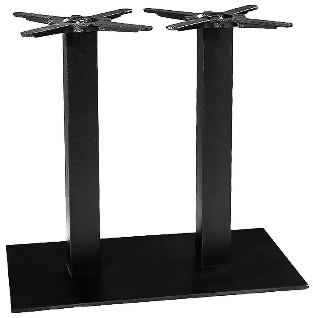 Подстолья для столов.: Подстолье 1253ЕМ (чёрный) в АРТ-МЕБЕЛЬ НН