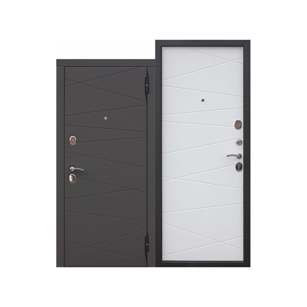 Двери Цитадель: Дверь входная металлическая Верона 9,5см в Салон дверей Доминго Ноябрьск