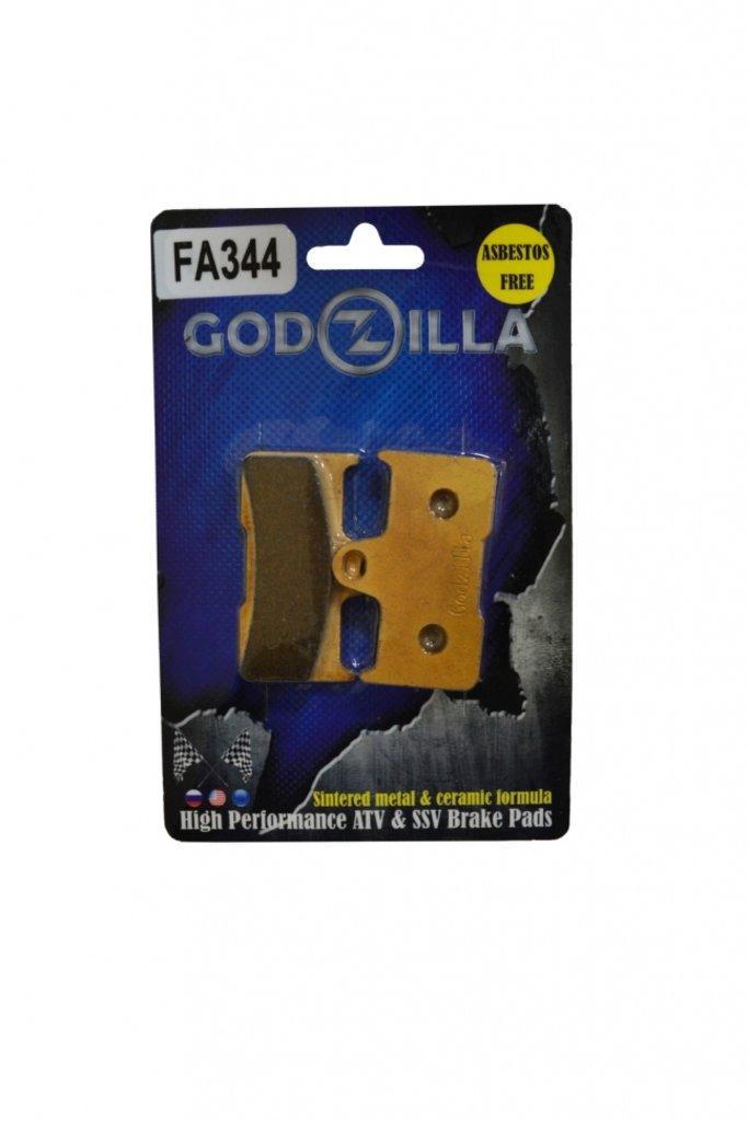 Запчасти для техники CF: Колодки Godzilla  FA 344, FA 344 в Базис72