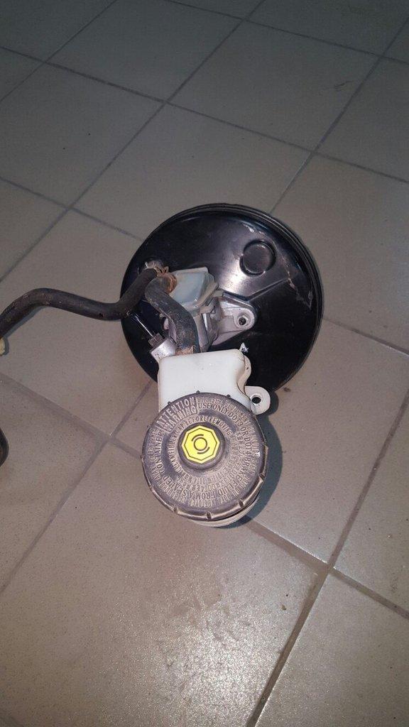 Тормозная система: Вакуумный усилитель тормозов HONDA CIVIC 4D 2006-2012 в VINcode