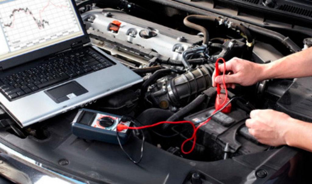 Авто-услуги: Цех диагностики и ТО в Авторитет