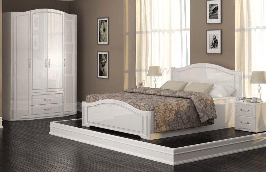 Модульная мебель в спальню Виктория: Модульная мебель в спальню Виктория в Стильная мебель
