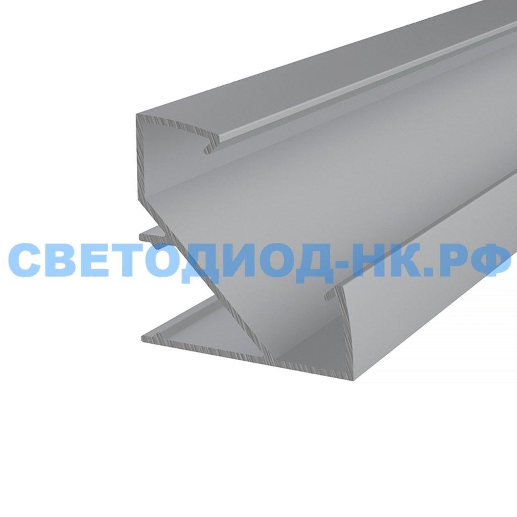 Алюминиевый профиль: Rexant Профиль угловой алюминиевый 3333-2, 2м, 146-233 в СВЕТОВОД