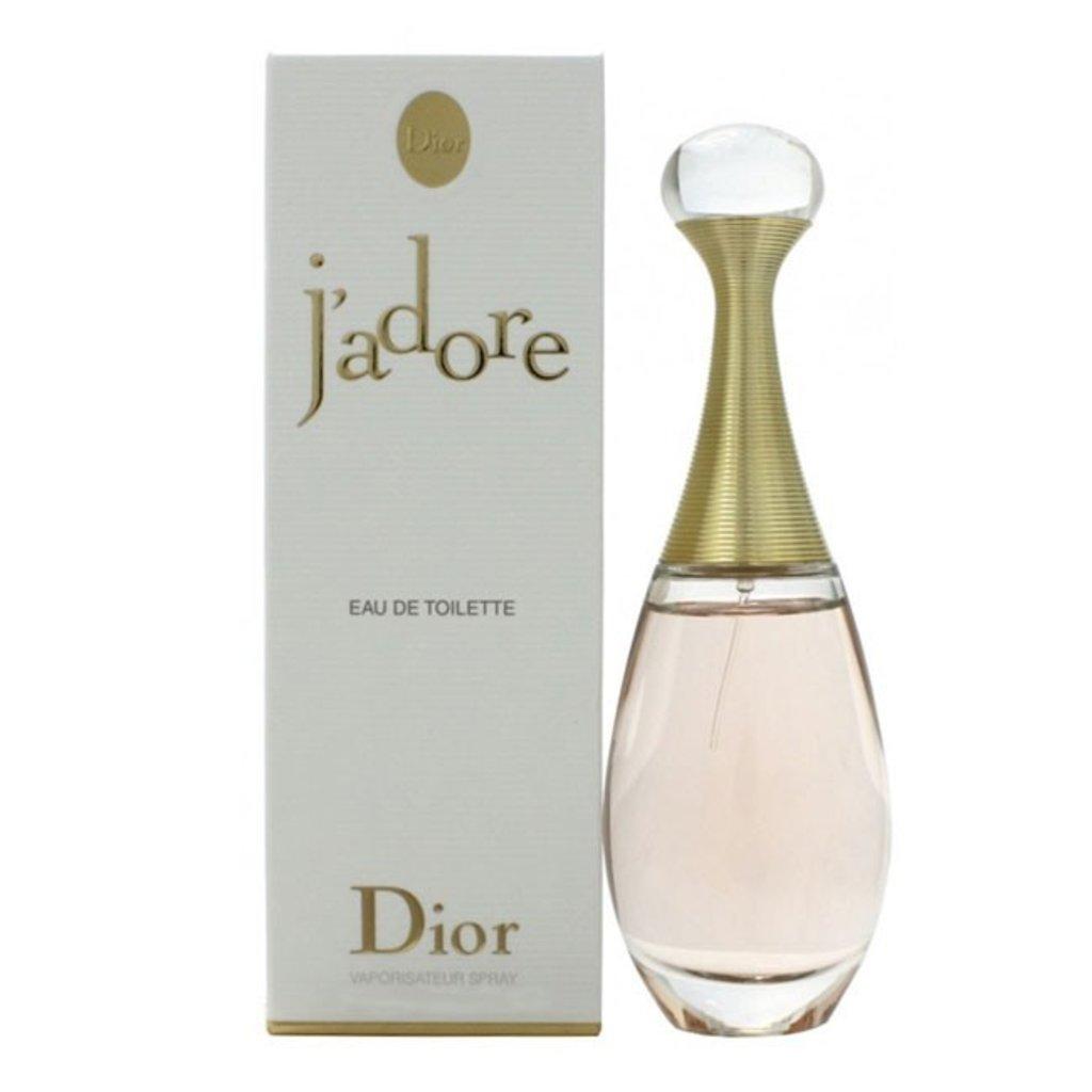 Женская парфюмерная вода Christian Dior: CD J'adore туалетная вода edt ж 100 ml в Элит-парфюм