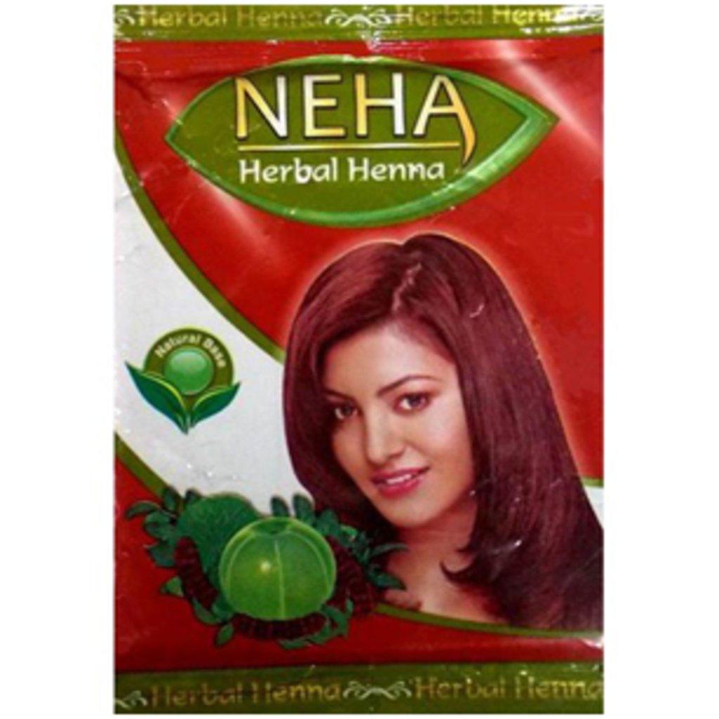 Хна для волос: NEHA Herbal Henna Red Хна натуральная в Шамбала, индийская лавка