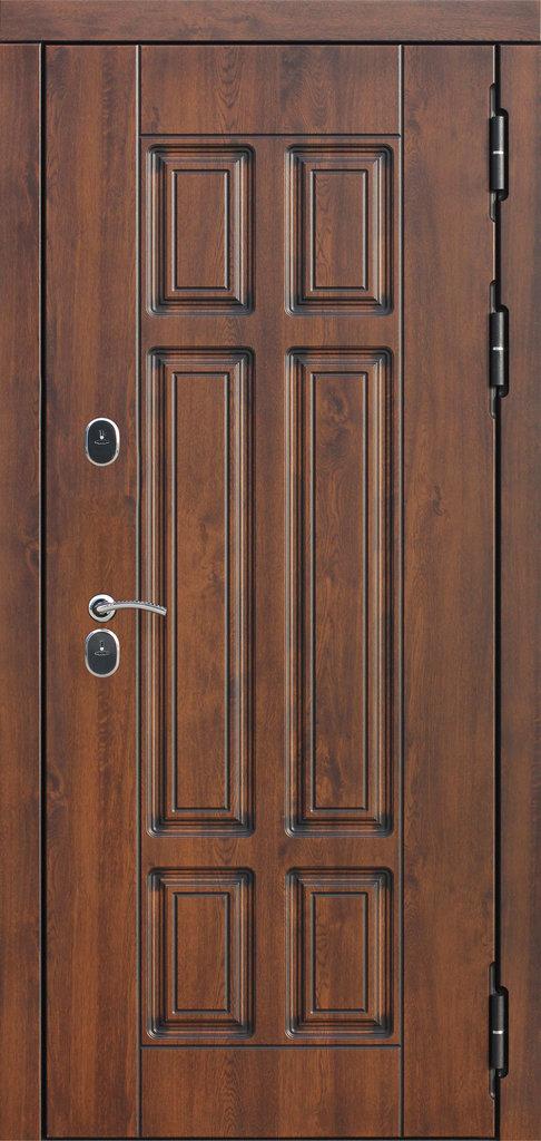 Входные двери (элит) от 110-130мм: Входная дверь  с Терморазрывом   IZOTERMA в Пластиковые окна в Сургуте STEKLOMASTER