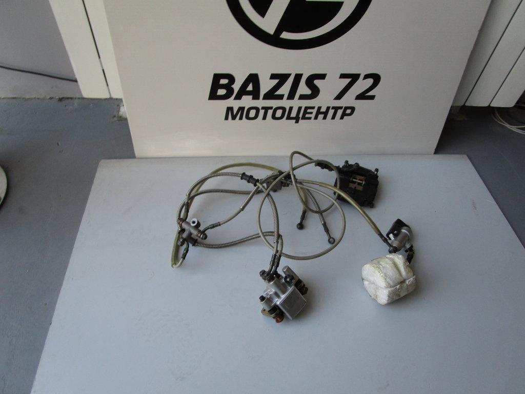 Запчасти для техники CF: Тормозная система в сборе CF 9010-0801A0 в Базис72