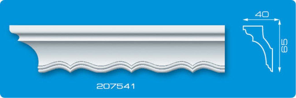 Плинтуса потолочные: Плинтус потолочный ФОРМАТ 207541 инжекционный длина 2м в Мир Потолков