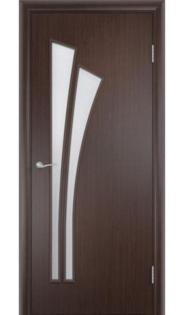 Двери Верда: Дверь  межкомнатная С-7 (о),(г) в Салон дверей Доминго Ноябрьск