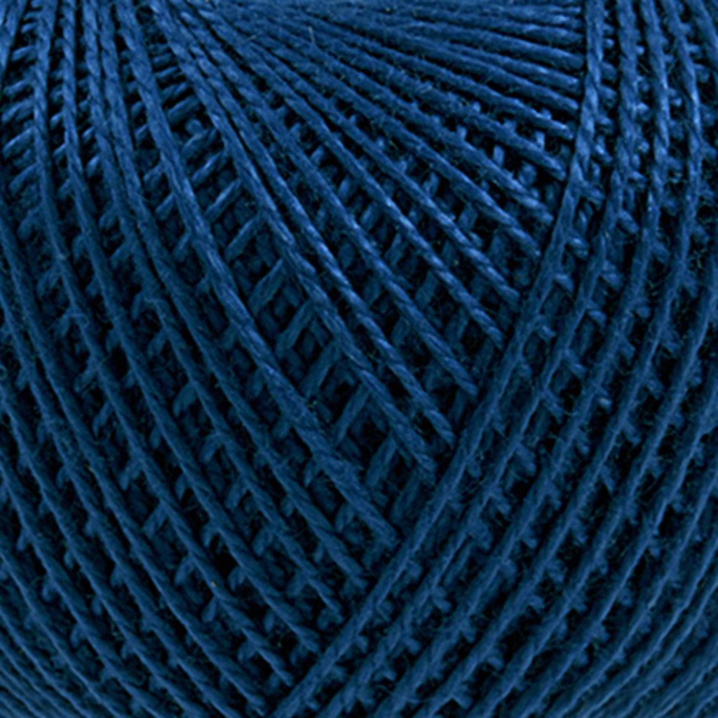 Ирис 25гр.: Нитки Ирис 25гр.150м.(100%хлопок)цвет 2614 т.синий в Редиант-НК