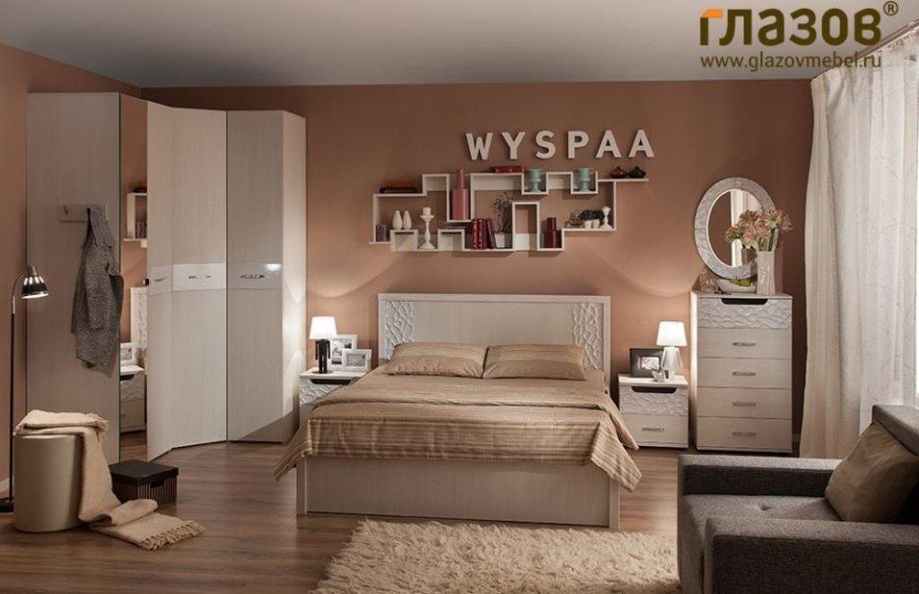 Модульная мебель в спальню WYSPAA: Модульная мебель в спальню WYSPAA в Стильная мебель