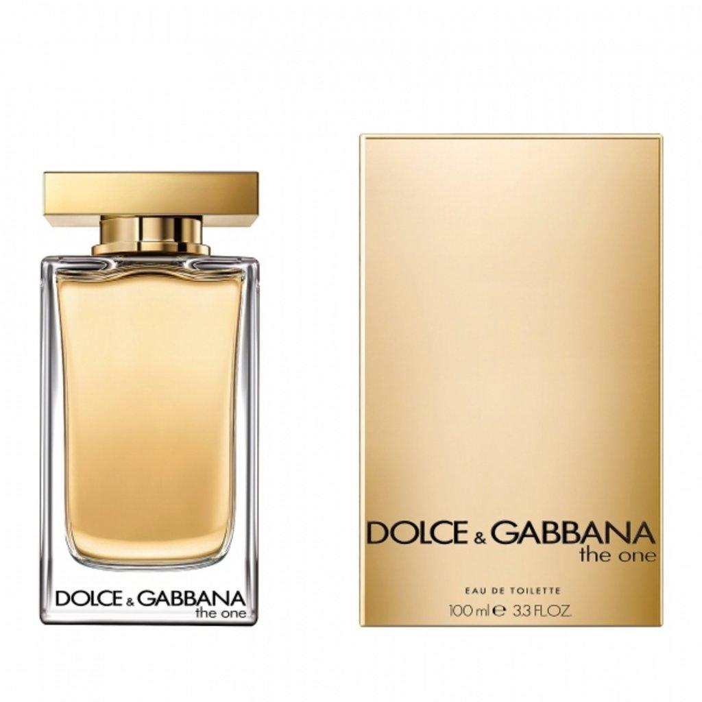 Dolce&Gabbana (Дольче и Габбана):  Dolce & Gabbana The One Eau De Toilette 100мл в Мой флакон