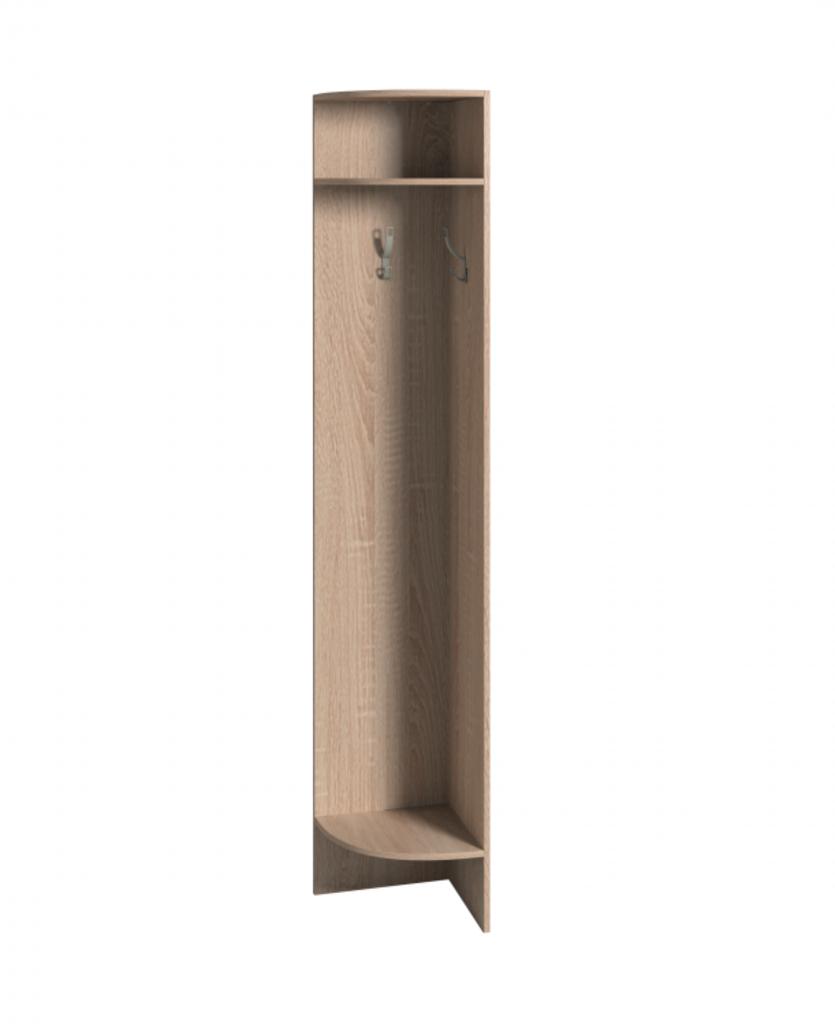 Мебель для прихожих, общее: Вешалка угловая 10 Комфорт в Стильная мебель