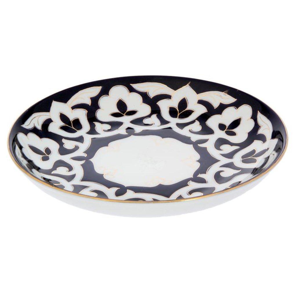 Казаны. Узбекская и турецкая посуда: Тарелка «Пахта» в Сельский магазин