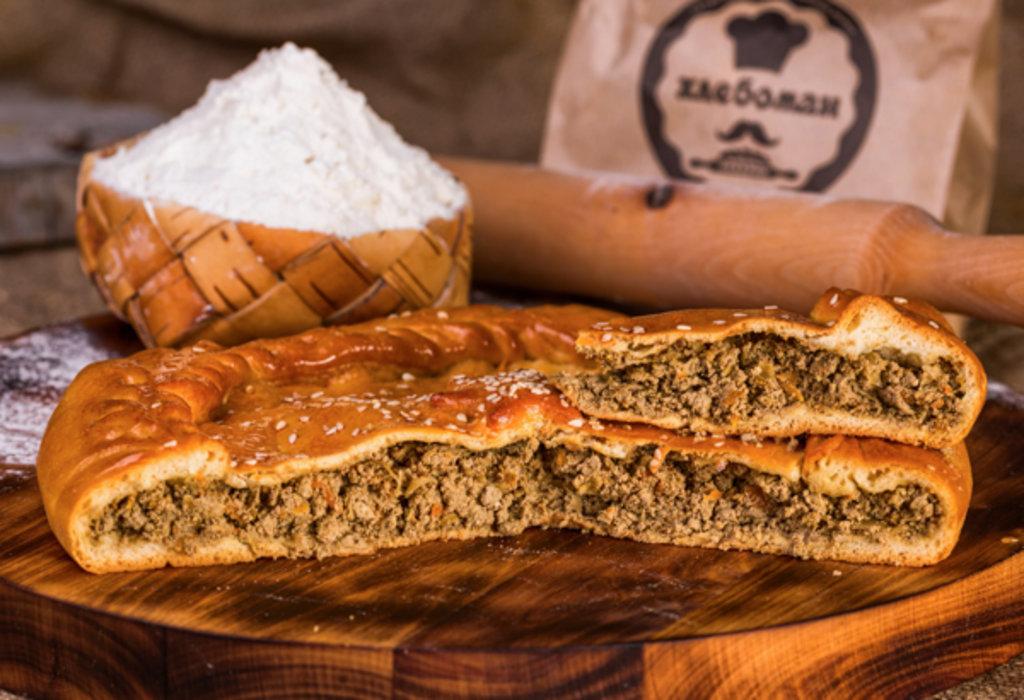 Пироги: Пирог с печенью в Хлебоман