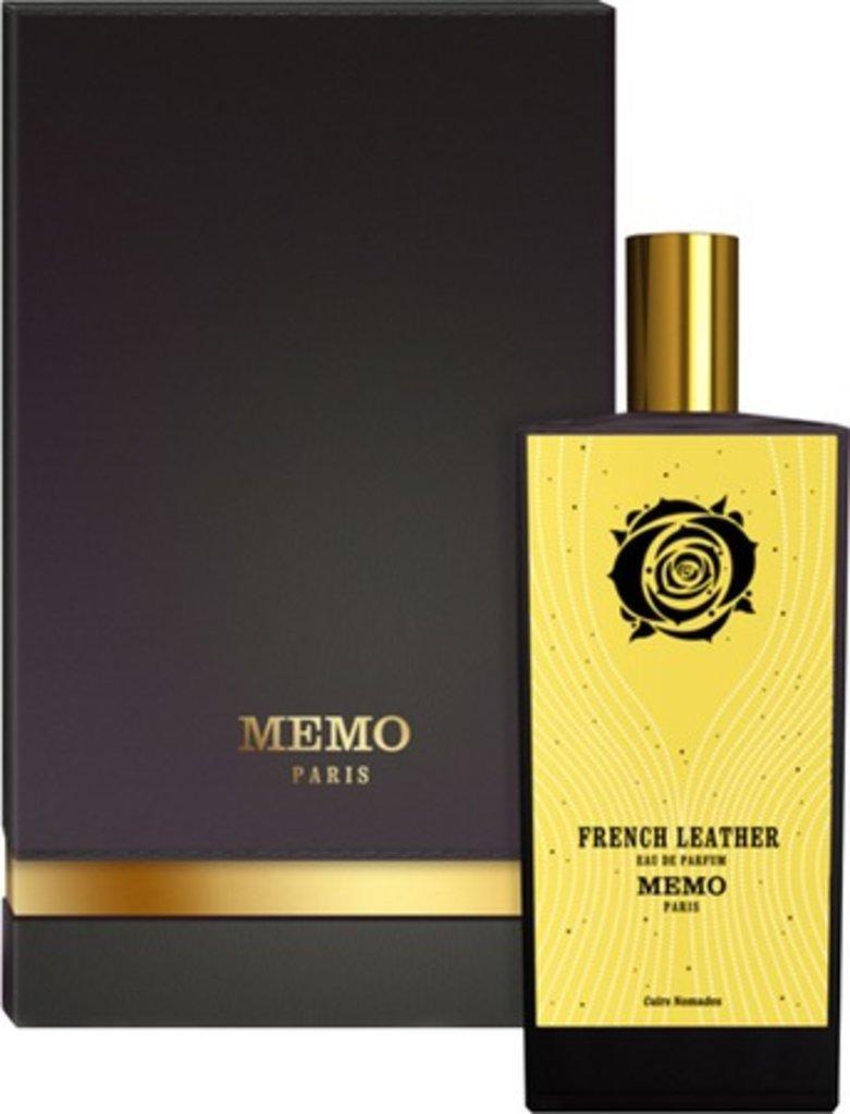 Memo (Мемо): Memo French Leather ( Мемо Френч Леже) edp 75ml в Мой флакон