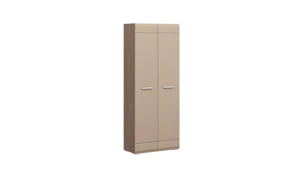 Модульная гостиная Сити: Шкаф для платья и белья ШР-2 Сити в Уютный дом