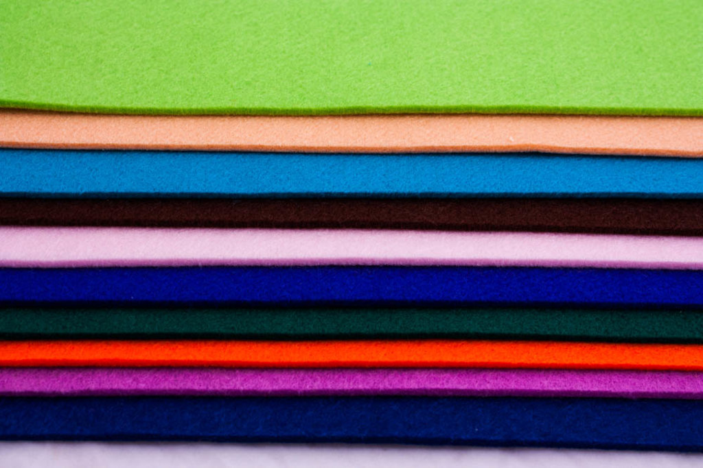 Фетр: Folia Фетр 3,5мм  30*45см  темно-зеленый 1лист в Шедевр, художественный салон