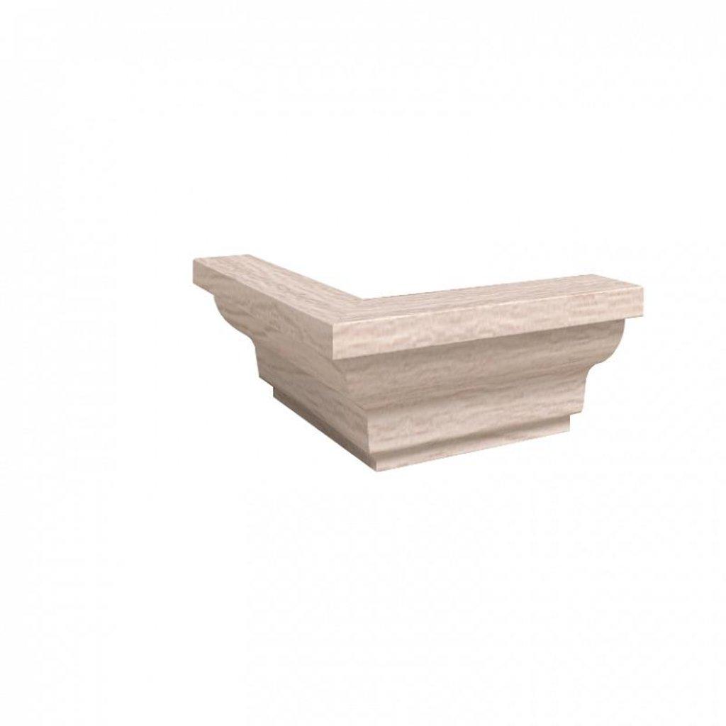 Мебельные направляющие и комплектующие: Уголок 1 Montpellier в Стильная мебель