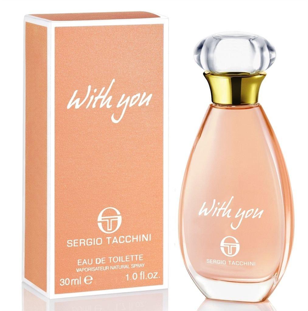 Женская туалетная вода Sergio Tacchini: Sergio Tacchini With You edt 30   50   100ml в Элит-парфюм