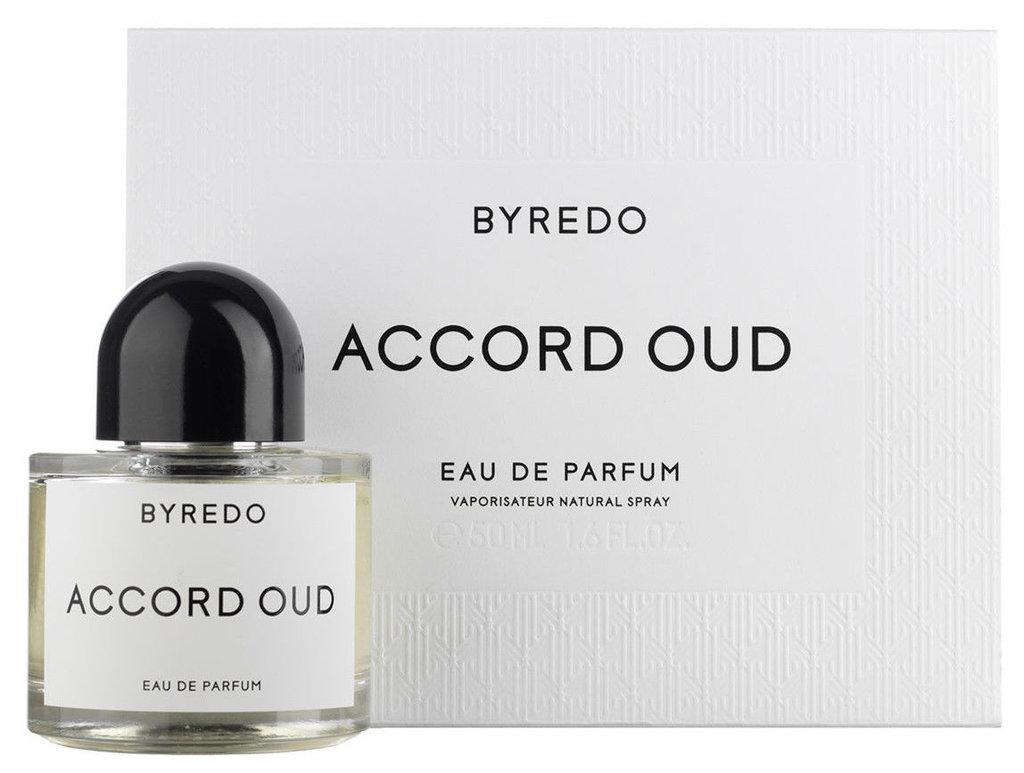 Byredo (Байредо): Byredo Accord Oud (Байредо Парфюмс Аккорд Уд) 100ml edp в Мой флакон