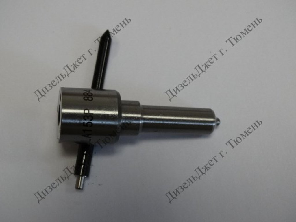 Распылители DENSO: Распылитель DLLA153P884 (093400-8840). Подходит для ремонта форсунок DENSO: 09500-5800, 095000-5801, 6C1Q-9K546-AC в ДизельДжет