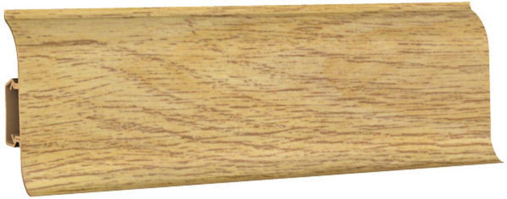 Плинтуса напольные: Плинтус напольный 60 ДП МК полуматовый 6058 дуб рустикальный в Мир Потолков
