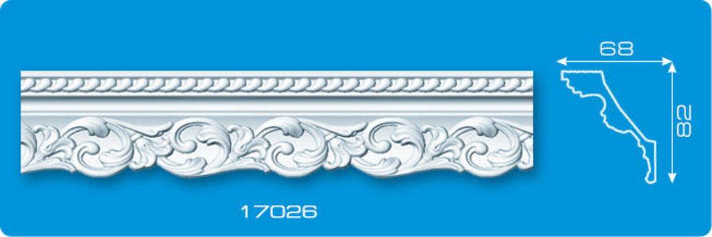 Плинтуса потолочные: Плинтус потолочный ФОРМАТ 17026 инжекционный длина 1,3м, широкий в Мир Потолков