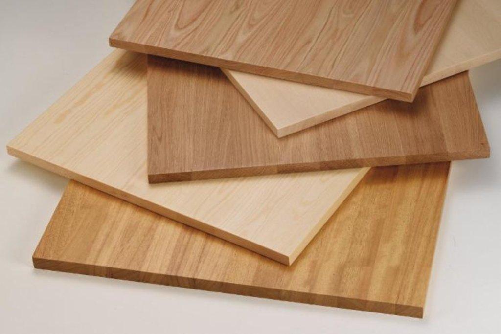 Мебельные щиты: Производство мебельного щита в Terry-Gold (Терри-Голд), погонажные изделия