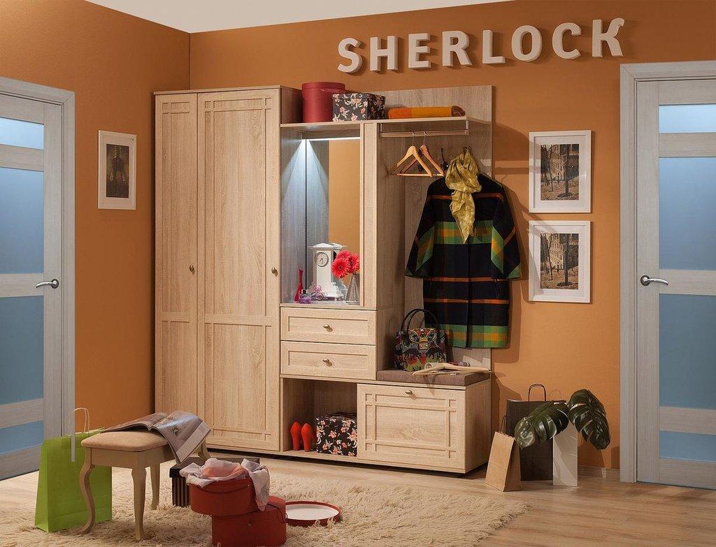 Мебель для прихожей Sherlock: Мебель для прихожей Sherlock в Стильная мебель