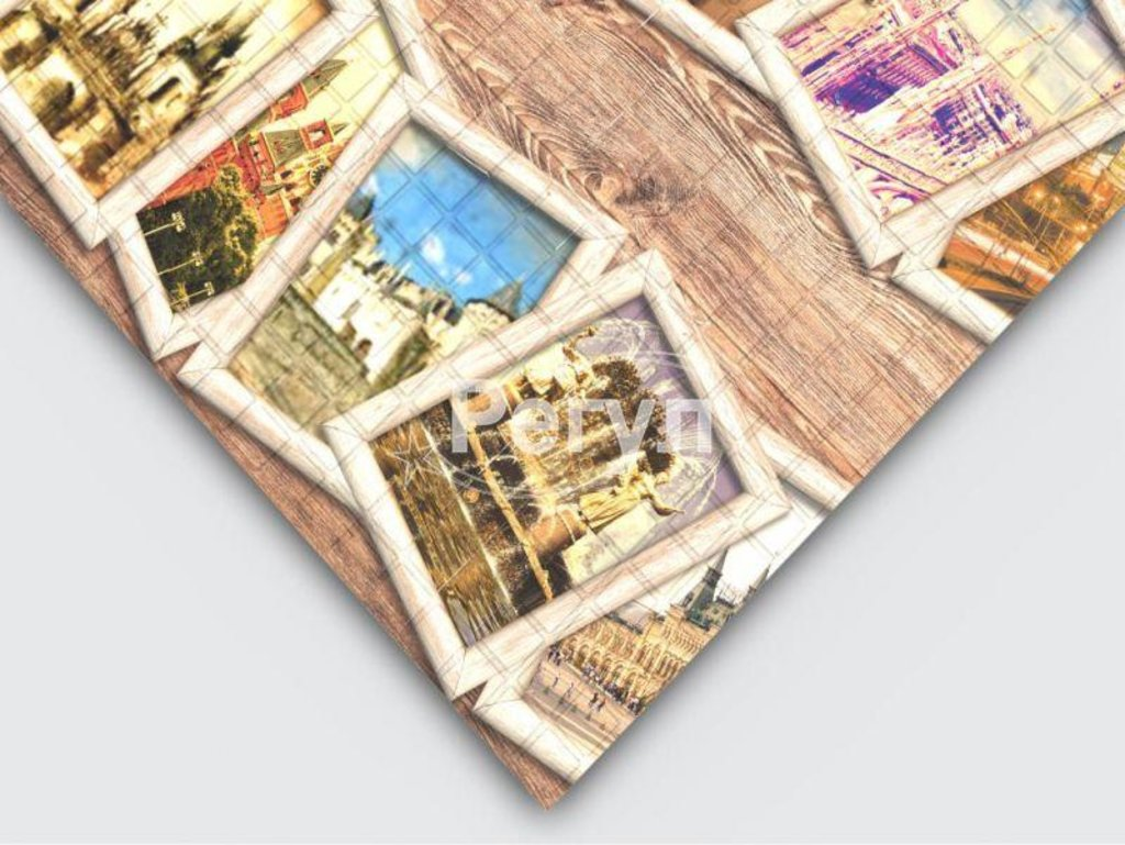 Панели ПВХ: Мозаика Путешествие в Мир Потолков