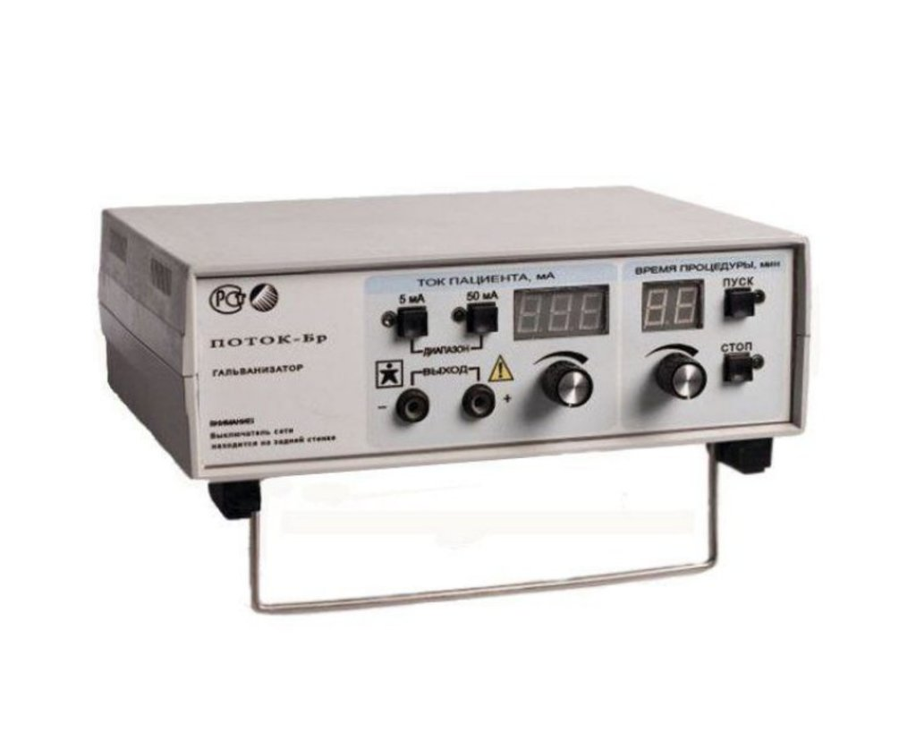 Аппараты магнитотерапии: Аппарат Поток-Бр (гальванизатор) в Техномед, ООО