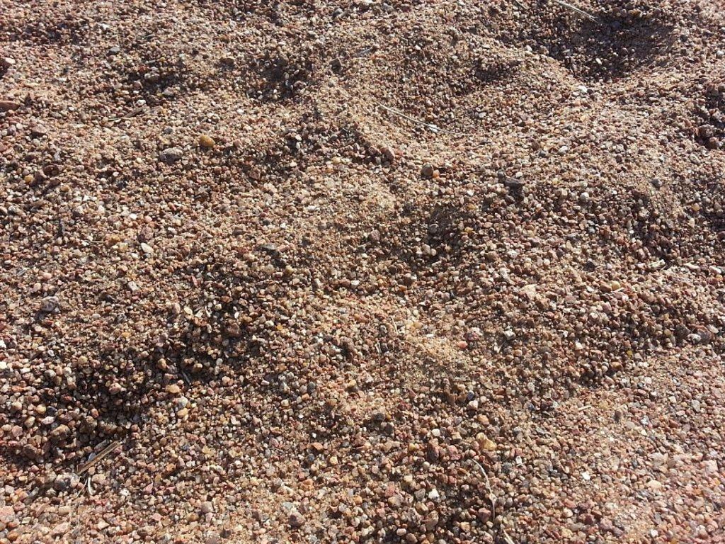 Песок, щебень: Песчано-гравийная смесь в Стройматериалы Плюс