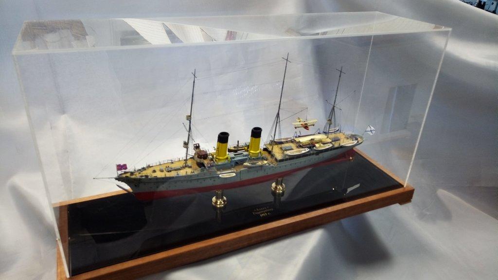 """Модели кораблей: Гидрокрейсер """"Алмаз"""" 1915 г. в Модели кораблей"""