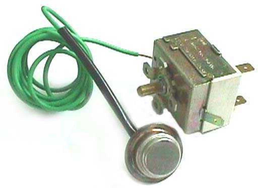 Датчики/выключатели/переключатели: Термостат для стиральных машин в ассортименте в АНС ПРОЕКТ, ООО, Сервисный центр