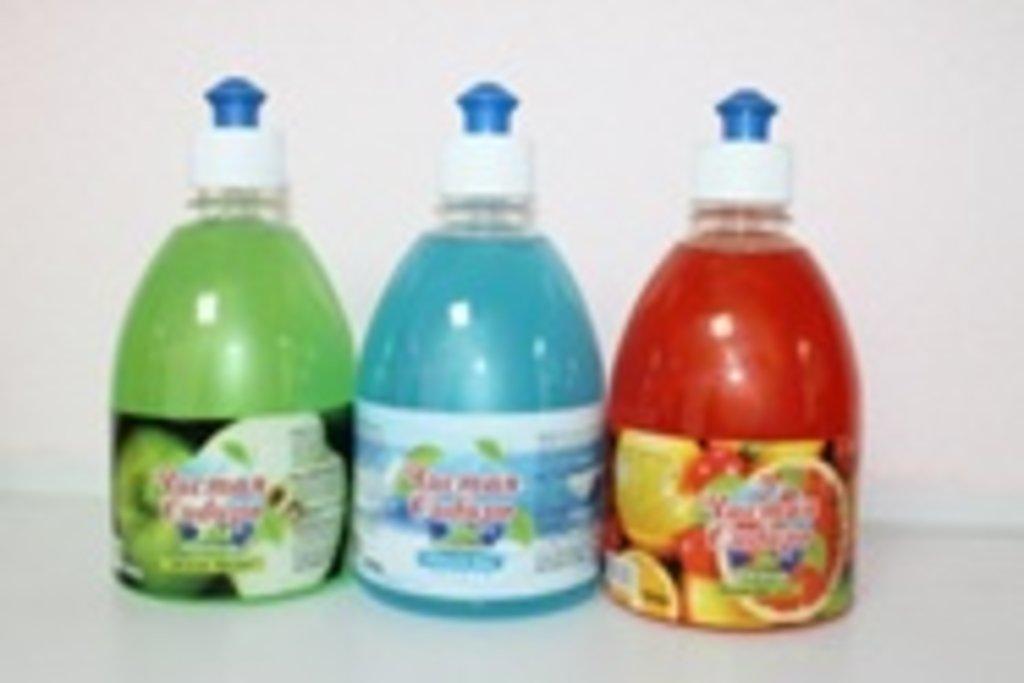 Жидкое мыло премиум класса: Зеленое яблоко 0.5 (пуш-пул) в Чистая Сибирь