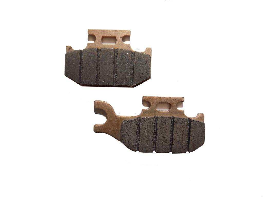 Запчасти для техники PM: Колодки тормозные задние (ЗМ 500М, 500-2,650-1,2 Рысь 500) 814842005/955122006 в Базис72