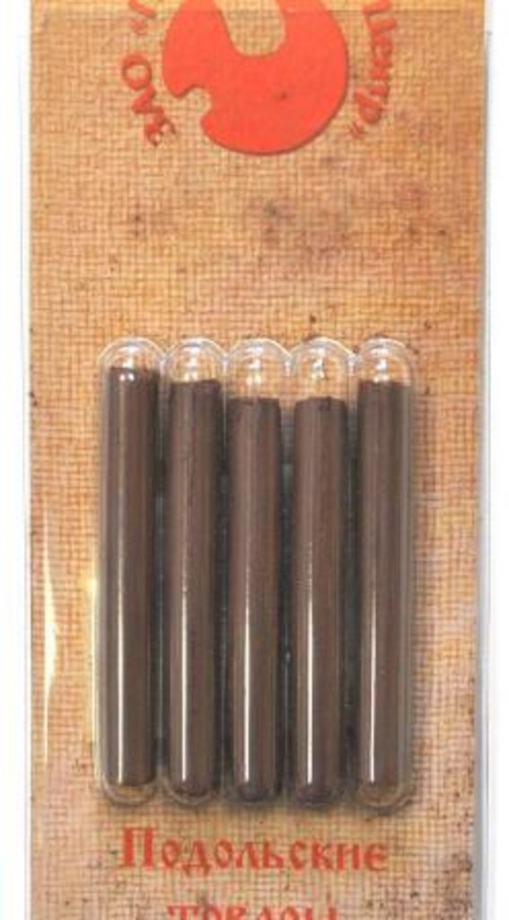 Соусы, сангины, сепии: Сепия светлая 5шт в блистере в Шедевр, художественный салон
