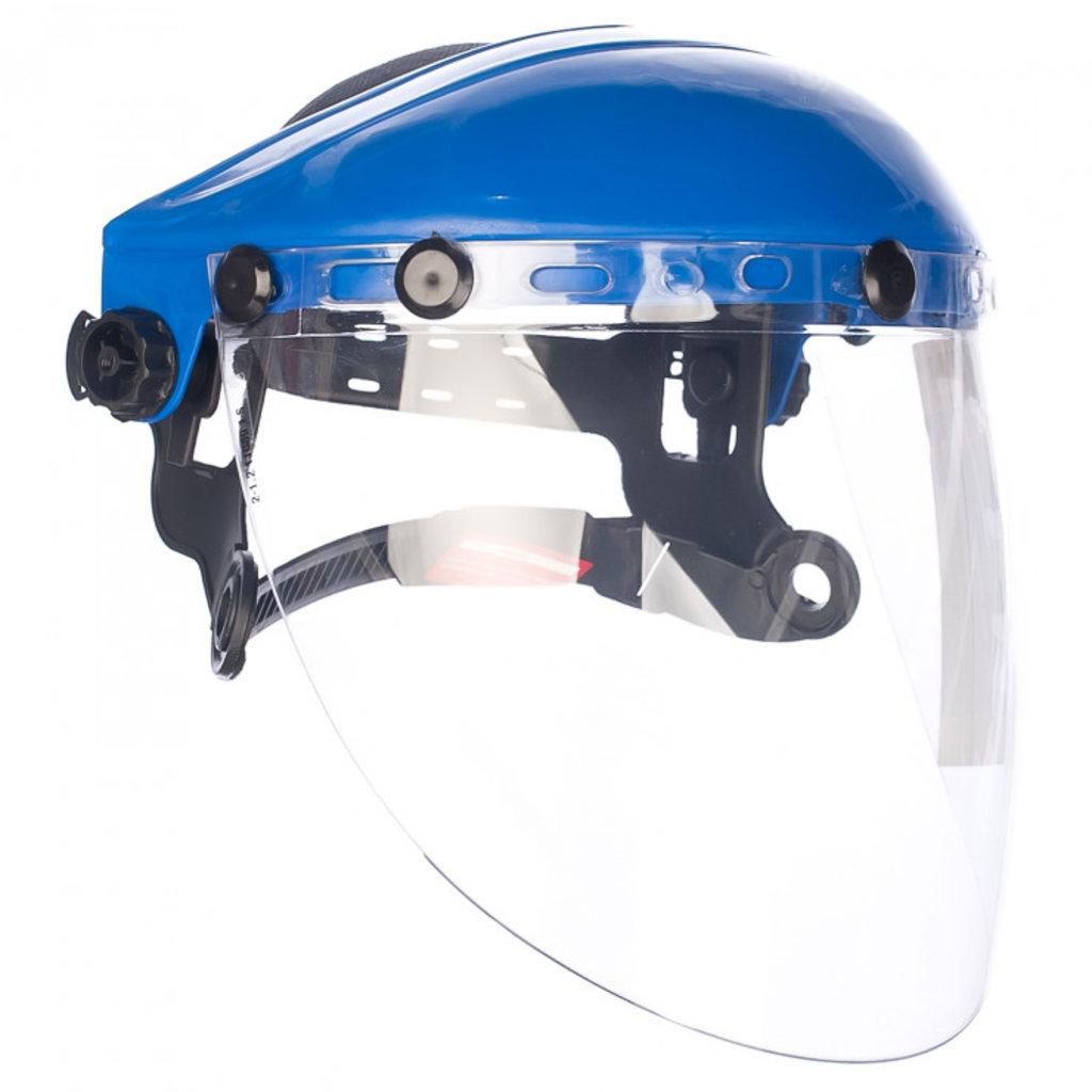 Средства Индивидуальной Защиты: Щиток защитный лицевой СИБИН 200 Х 400 мм в Техномед, ООО