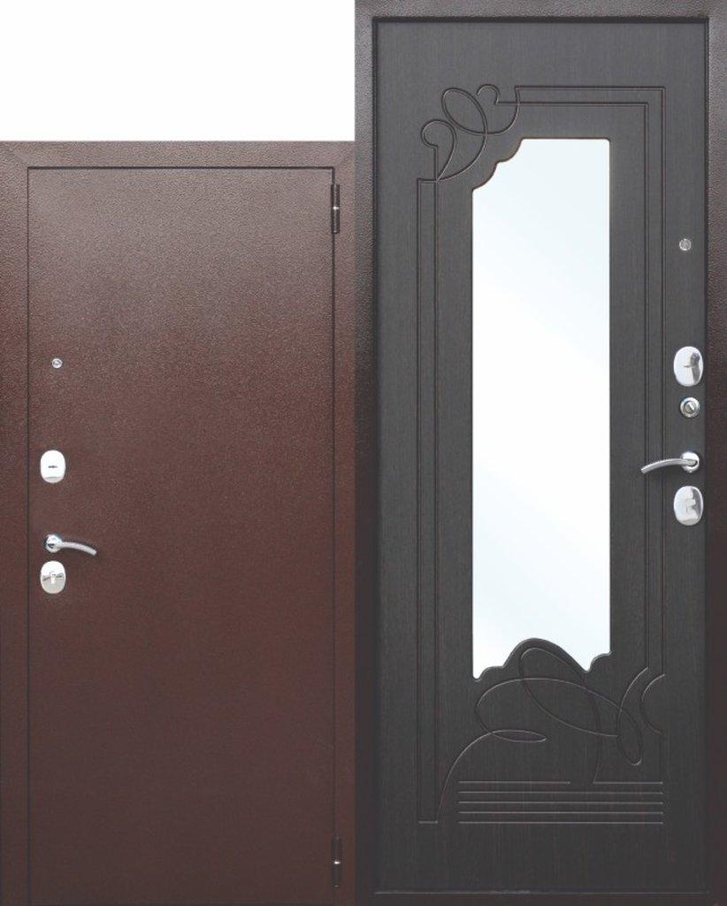 Двери завода Феррони: Ампир Венге в Модуль Плюс