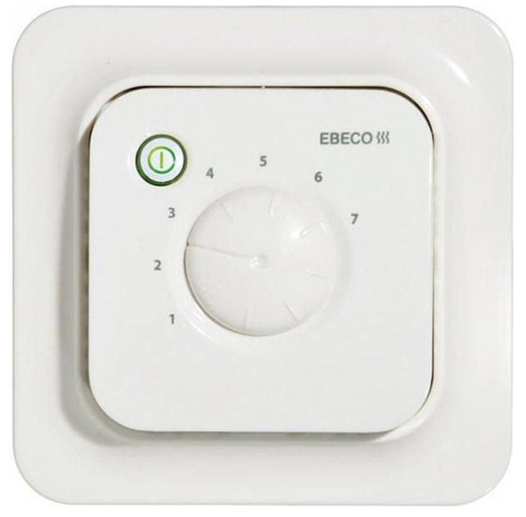"""Терморегуляторы и комплектующие: Терморегулятор """"EBECO"""" (Швеция) Therm 55 (16А) в Теплолюкс-К, инженерная компания"""