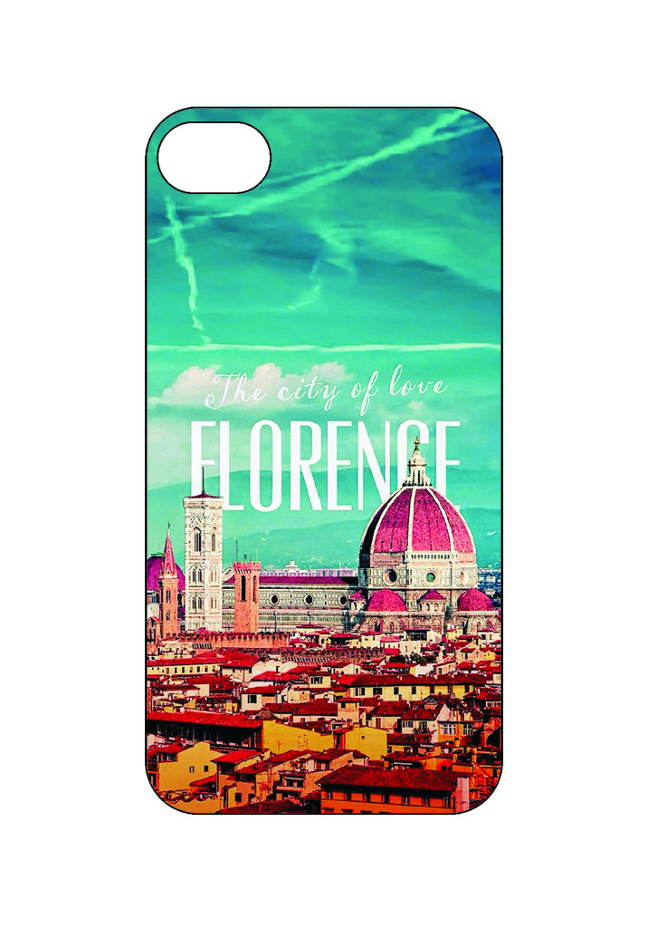 Выбери готовый дизайн для своей модели телефона: Florence в NeoPlastic
